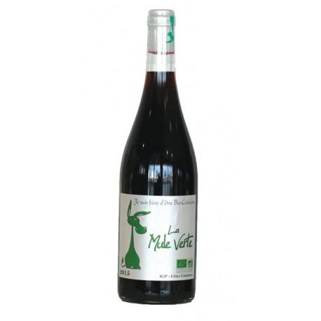 La Mule Verte 2015 IGP Côtes Catalanes