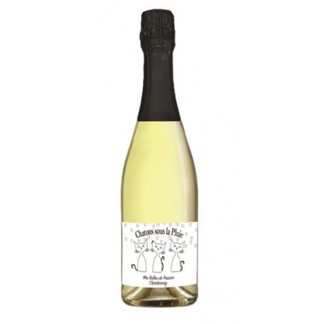 Chatons sous la pluie Mousseux Chardonnay